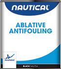 Nautical Abalative Antifoul 4L