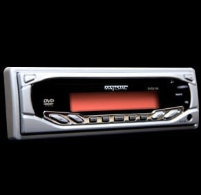 Majestic DVD player 2100