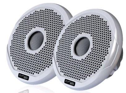 Fusion True Marine Speakers
