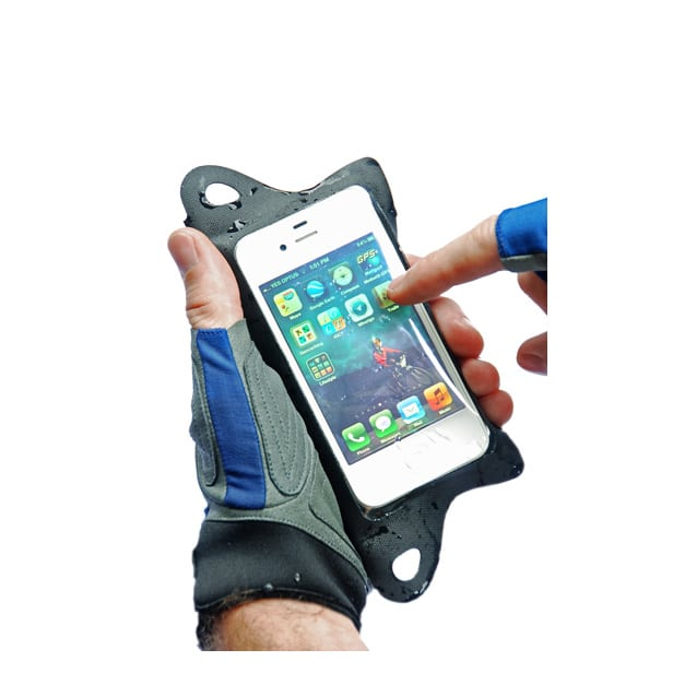 Waterproof smartphone case (iPhone 5)