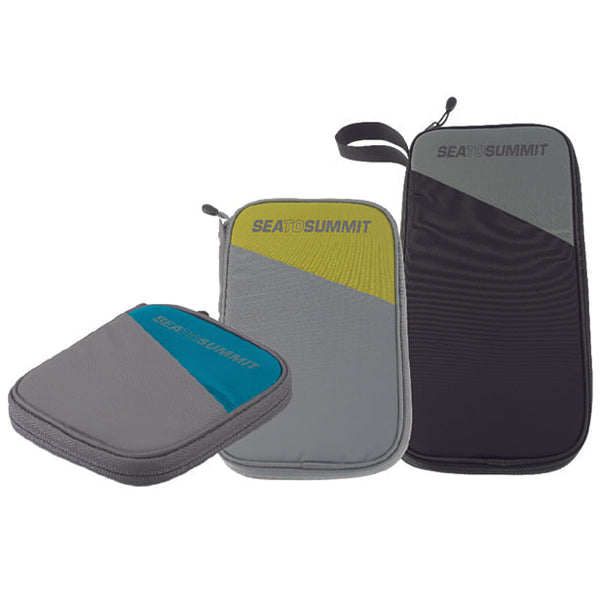 Travel Wallet - with RFID protection