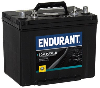 Hella Endurant Boat Master Battery 500CCA 12v Maintainence Free