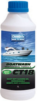 CT18 Industrial Multi Purpose Boatwash