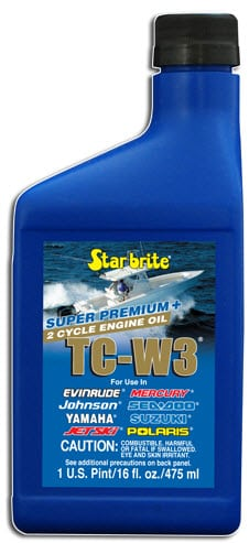 Starbrite Super Premium + 2 Stroke Oil TC-W3 475ml