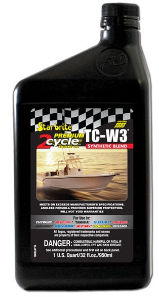 Starbrite 2 Stroke Oil TC-W3 475ml