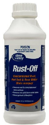 Rust-Off Rust and Stain Remover 1L