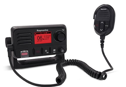 Ray 50 VHF base set