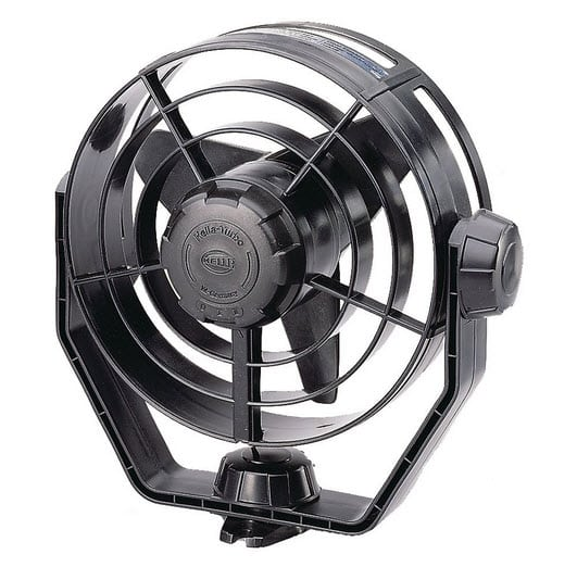 "Two Speed ""Turbo"" Fan 12v"