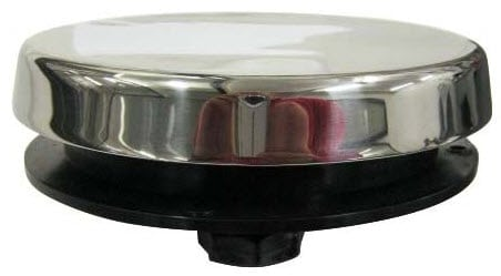 125mm S/S dome vent