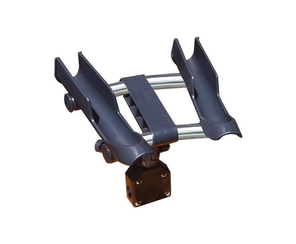 DOUBLE QUICKLIFT ROD HOLDER - RAIL MOUNT 2 in 1