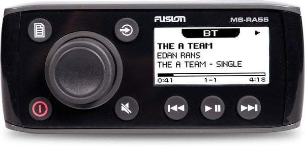 Fusion RA55 4 Speaker Stereo with Bluetooth