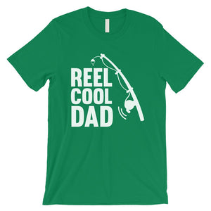 Reel Cool Dad Mens Shirt