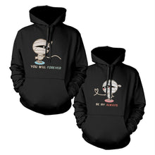 Load image into Gallery viewer, Mummies Couple Cute Matching Hoodies Halloween Hooded Sweatshirts