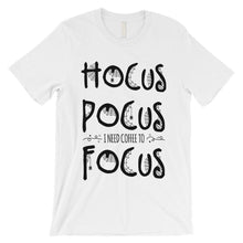 Load image into Gallery viewer, Hocus Pocus Focus Mens T-Shirt