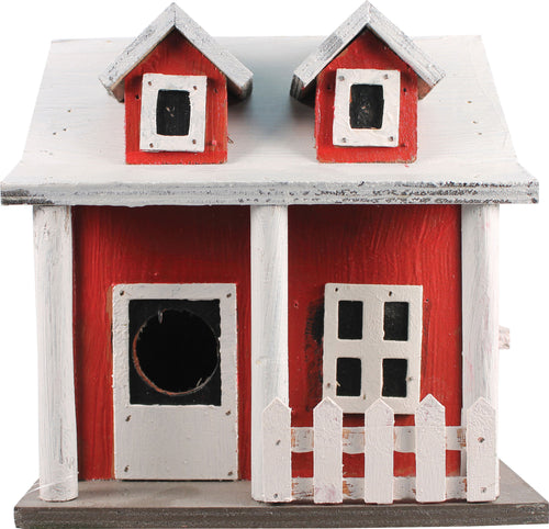 Songbird Essentials - Picket Fence Cottage Birdhouse