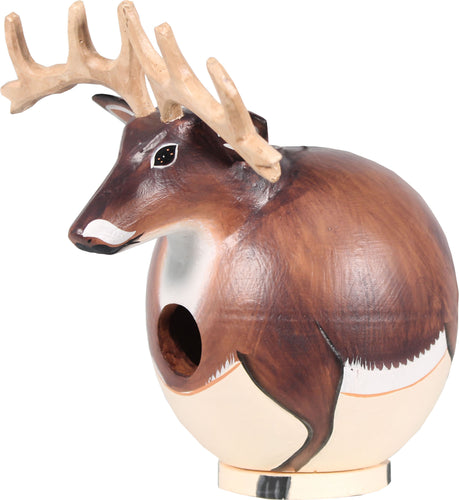 Songbird Essentials - Deer Gord-o Bird House