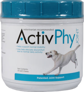 H&c Animal Health - Activphy Soft Chews Joint Support For Dogs