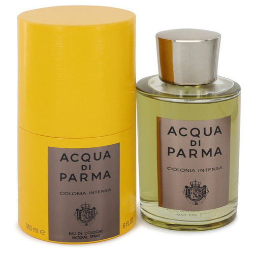 Acqua Di Parma Colonia Intensa by Acqua Di Parma Eau De Cologne Spray 6 oz for Men