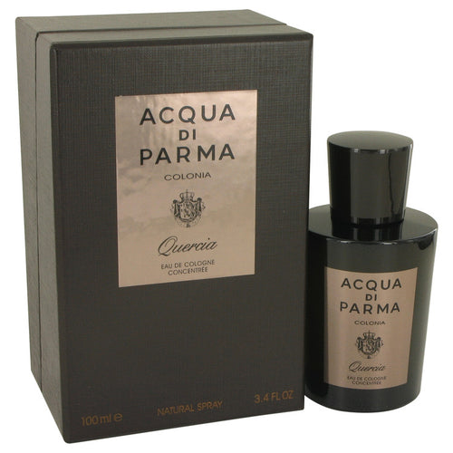 Acqua Di Parma Colonia Quercia by Acqua Di Parma Eau De Cologne Concentre Spray 3.4 oz for Men