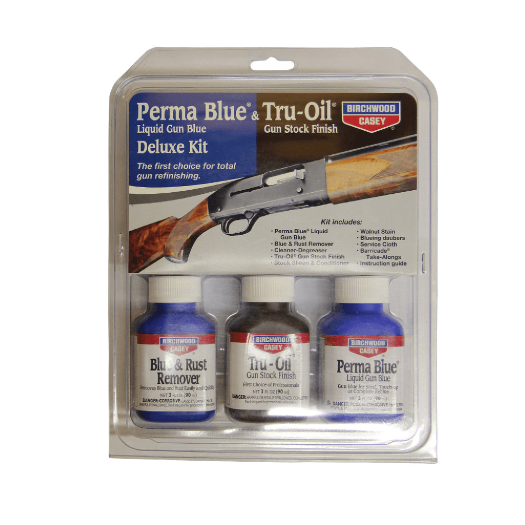 Birchwood Casey Complete Gun Finish Kit
