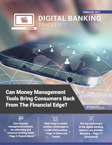 DIGITAL BANKING TRACKER - February 2017