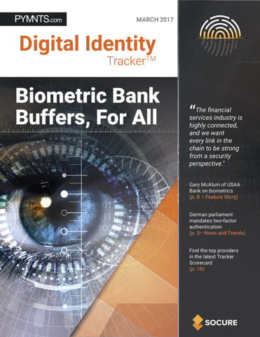 DIGITAL IDENTITY TRACKER – MARCH 2017 EDITION*