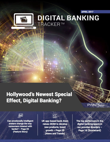 DIGITAL BANKING TRACKER - APRIL 2017