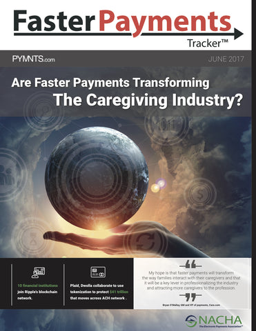 Faster Payments Tracker - June 2017