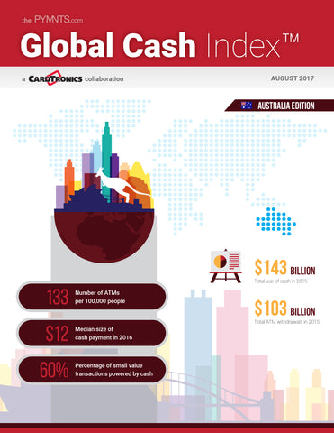 The PYMNTS.com Global Cash Index - Australia Analysis