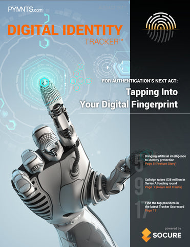 DIGITAL IDENTITY TRACKER – AUGUST 2017 EDITION*