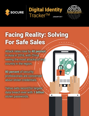 DIGITAL IDENTITY TRACKER – JANUARY 2017 EDITION*