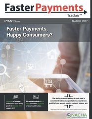 FASTER PAYMENTS TRACKER