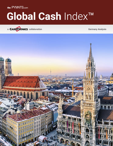 The PYMNTS.com Global Cash Index - Germany Analysis