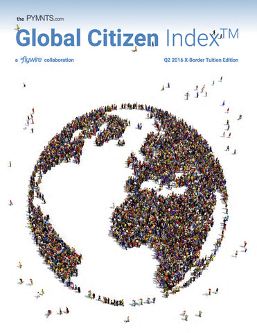 Global Citizen Index - Q2 2016