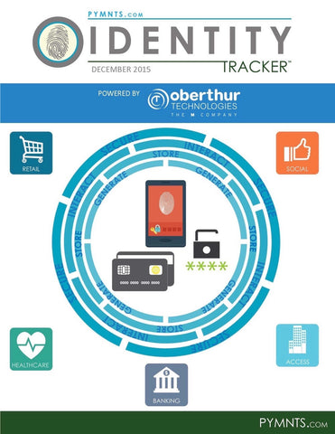 DIGITAL IDENTITY TRACKER – DECEMBER 2015 EDITION*