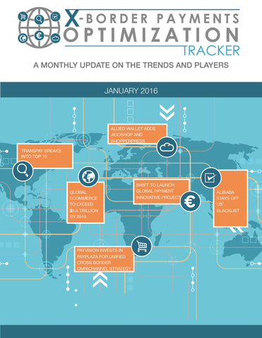 MONTHLY TRACKER – JANUARY 2016 EDITION