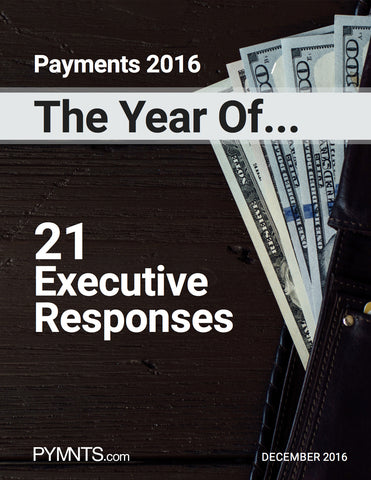 Payments 2016, The Year Of…