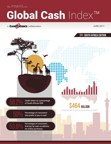 The PYMNTS.com Global Cash Index - South Africa Analysis