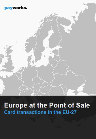 Europe at the Point of Sale Card transactions in the EU-27 (Free)