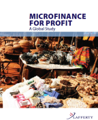 Microfinance for Profit - A Global Study