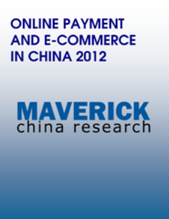 Online Payment & e-Commerce in China 2012, Report 2