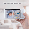 BBM Pro (5 inch Full HD Wide angle Baby Monitor)