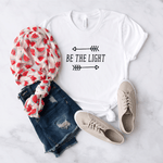 Be The Light - Bella+Canvas Tee