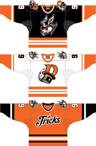 Danbury Hat Tricks Jersey