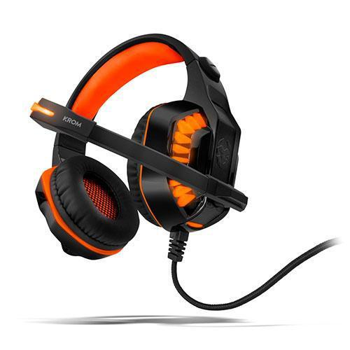 AURICULARES GAMING KROM KONOR ULTIMATE 7.1