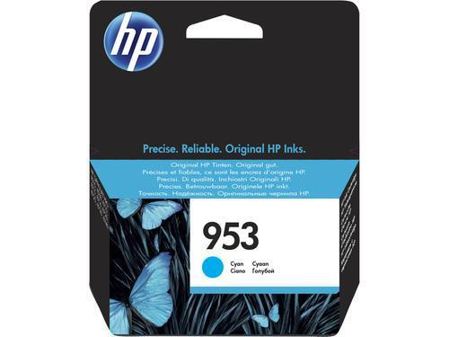 CARTUCHO DE TINTA HP. F6U12AE NO. 953 OFFICEJET PRO CYAN