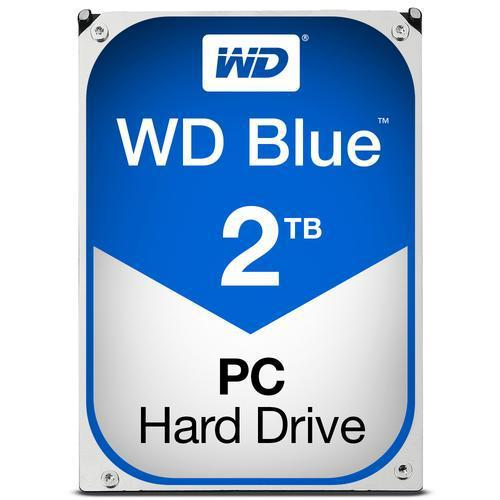 HD WD BLUE 2TB 3.5'