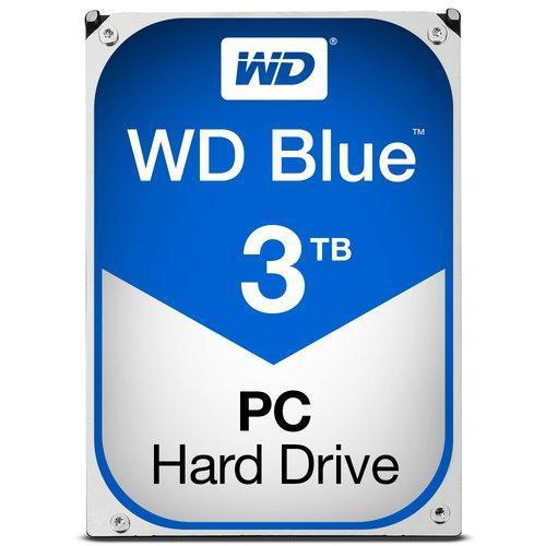 HD WD BLUE 3TB 3.5'