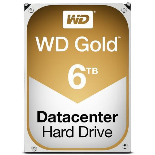 HD WD GOLD 6TB 3.5'