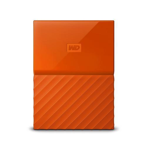 HD WD MY PASSPORT WORLWIDE 1TB 2.5' NARANJA